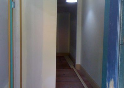 Hallway After - From Front of House